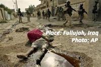 Fullujah, Iraq