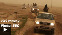 ISIS convey