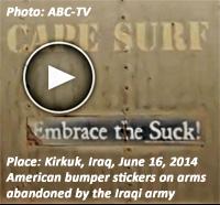 Abandoned Kirkuk Air Base, Kirkuk, Iraq