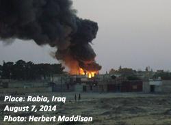 Rabia, Iraq