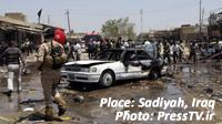 Sadiyah, Iraq