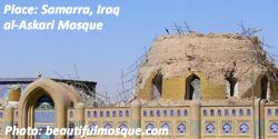al-Askari Mosque, Samarra, Iraq