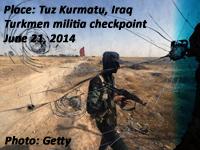 Tuz Khurmatu, Iraq