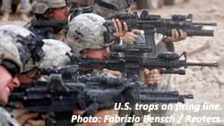 U.S. troops, Iraq