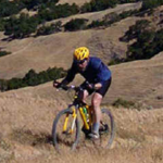 Mt. biking San Luis Obispo