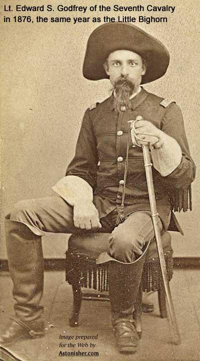 Little Bighorn survivor Edward Godfrey